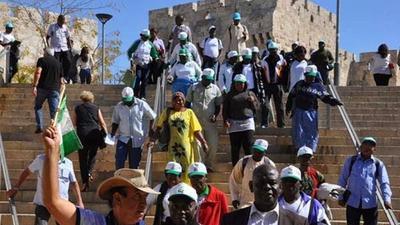 2 Nigerian pilgrims ditch pilgrimage, announced missing