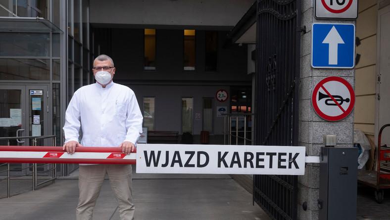 dr Paweł Grzesiowski Fot. Maksymilian Rigamonti