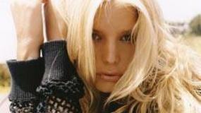 Ambitna blondynka Jessica Simpson