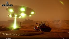 World of Tanks - z okazji 1 kwietnia startujemy na Marsa