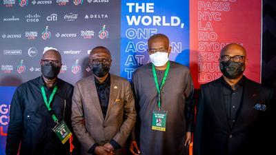 Sanwo-Olu advocates COVID-19 vaccine equity at Global Citizen Live
