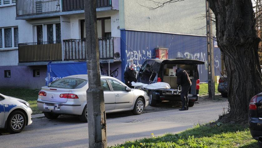 Tragedia w Łodzi. Malutka dziewczynka wypadła z 11. piętra