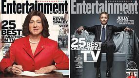 Kevin Spacey i Julia Louis-Dreyfus zamienili się fotelami prezydenckimi