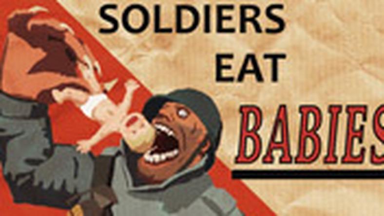 Plakat Z Team Fortress 2 W Rosyjskim Programie Dokumentalnym