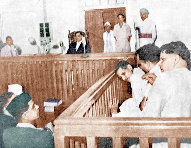 Godse na sudu 1948.