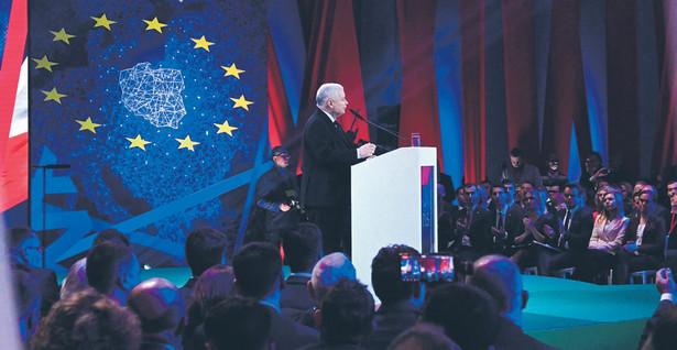 – To nie obiecanki, to podniesienie jakości życia i zwiększenie naszej wolności i równości – mówił w sobotę prezes PiS.