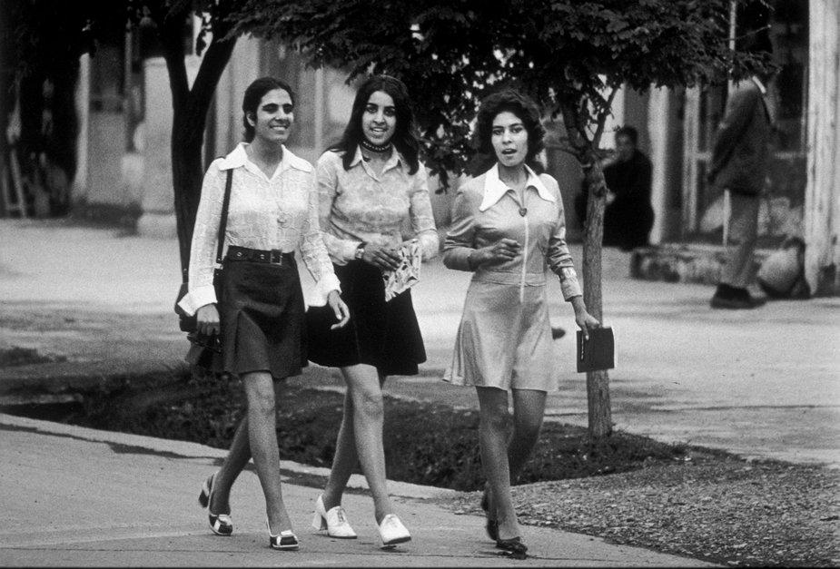 Afganki w 1972 r.