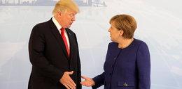 Merkel nie pozwoliła Trumpowi się poniżyć. Ale po co mówiła to o Polsce?