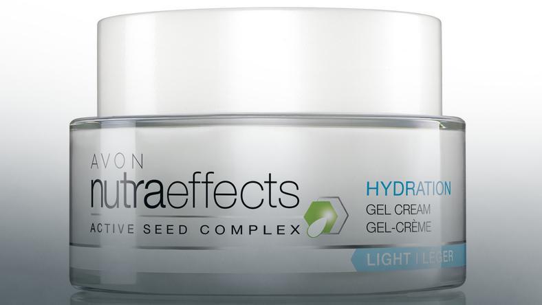 Avon Nutra Effects Hydration SPF 15  - nawilżający krem na dzień