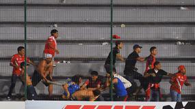 Bójka na trybunach podczas meczu w Meksyku