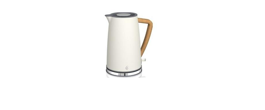 Swan Nordic Cordless Kettle SK14610WHTN