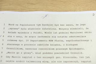 IPN o udostępnionych dokumentach: Najciekawsze są osobiste zapiski Czesława Kiszczaka