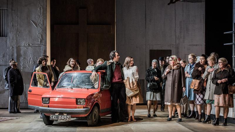 """""""Rycerskość wieśniacza"""" w Opera North"""