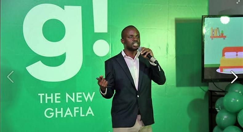 Samuel Manjani - Founder and CEO of Ghafla