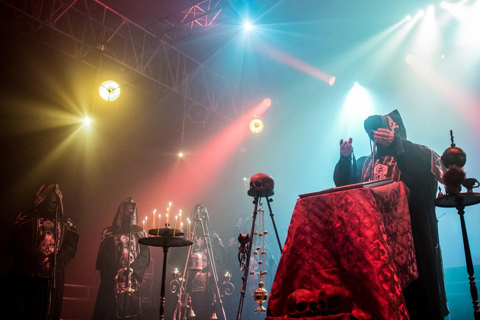 OFF Festival2017: Batushka