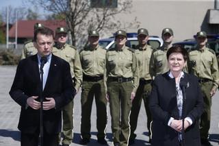 Szydło: Bezpieczeństwo Polski i Polaków to nasz cel i priorytet