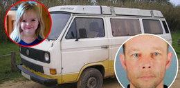 """Znaleźli furgonetkę Niemca podejrzanego o zabicie Maddie. Czy to """"brakujący element układanki""""?"""
