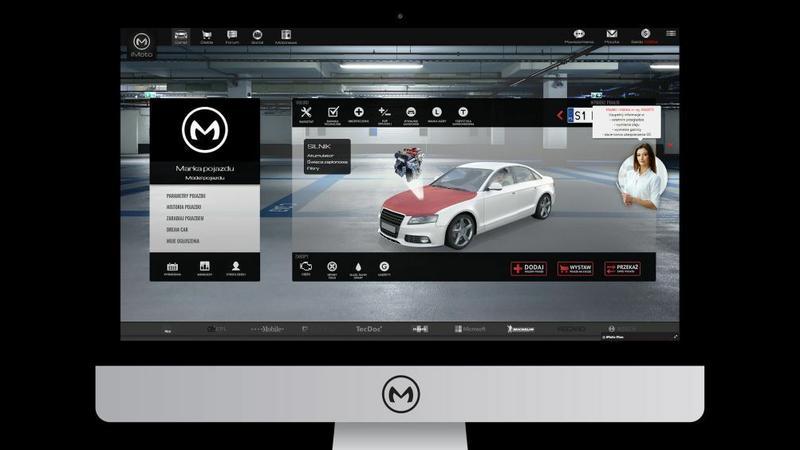iMoto - wirtualny garaż