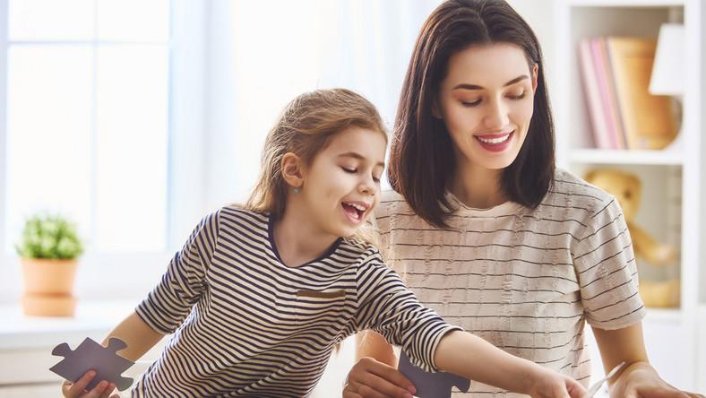 W co się bawić z dzieckiem?