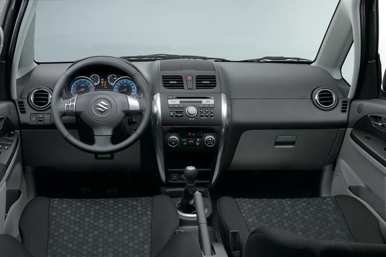 Suzuki SX4 Topline Edition