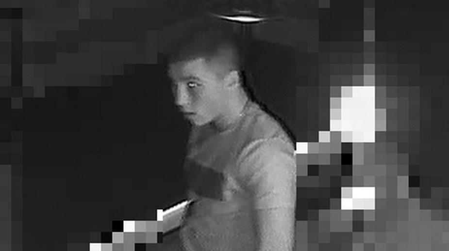 Policja udostępniła wizerunek mężczyzny, który może mieć związek ze zdarzeniem