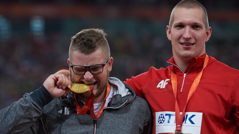 Fajdek i Nowicki, czyli chłopaki na medal