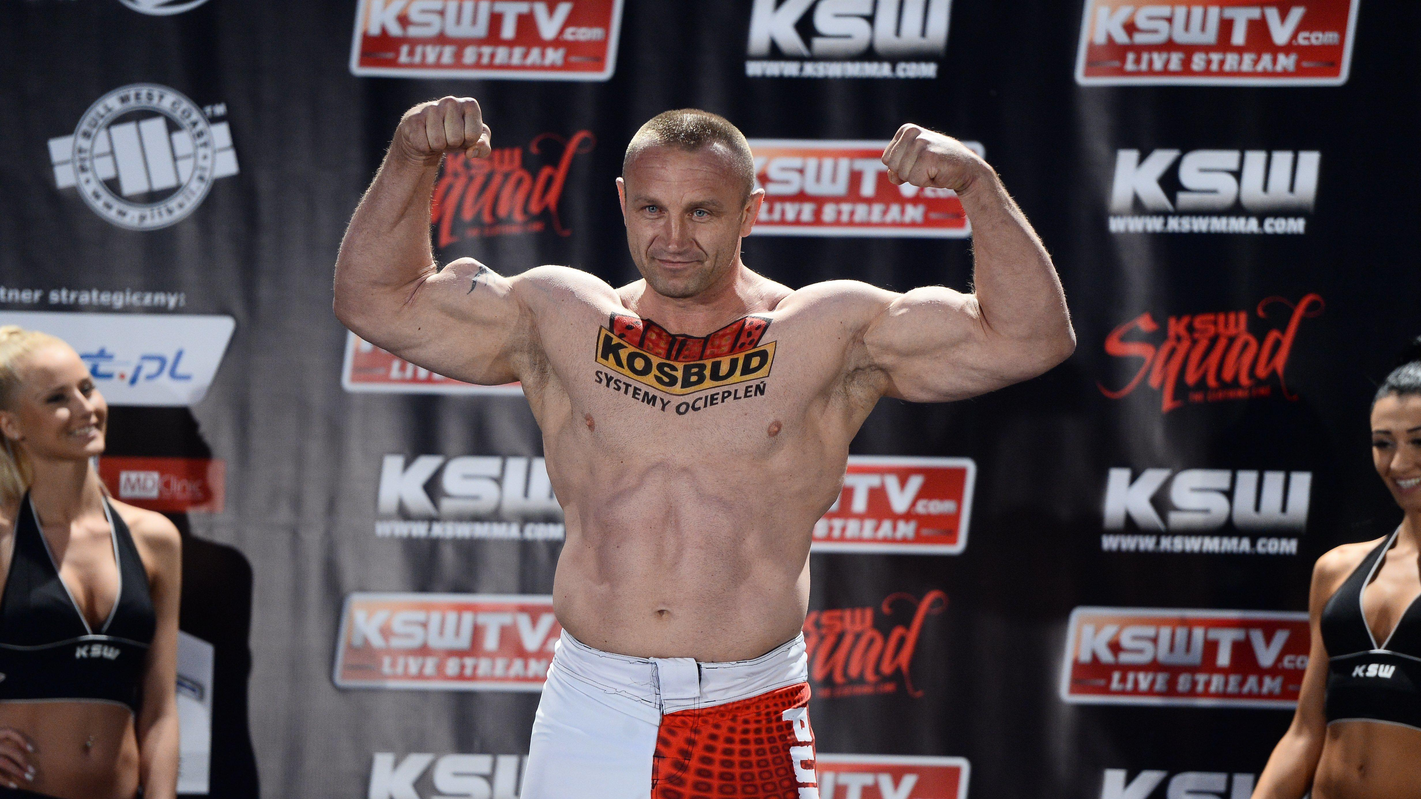 KSW > UFC (about steroids) | Sherdog Forums | UFC, MMA & Boxing
