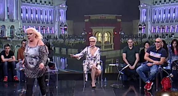 Dušica, Zorica i Brendon