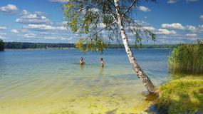 Nakło-Chechło - jedno z najładniejszych jezior w Śląskiem