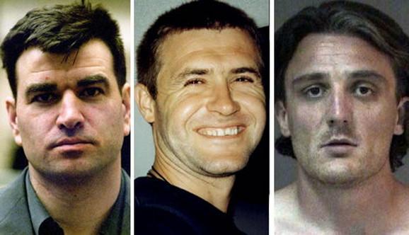 Milorad Luković, Sretko Kalinić i Miloš Simović