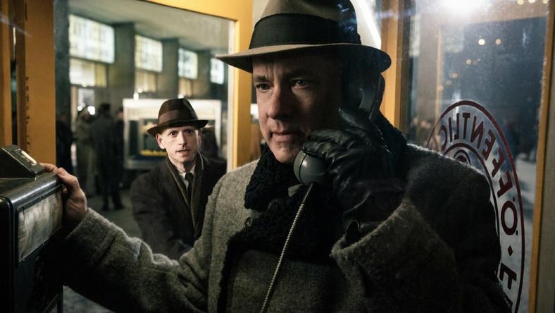 """Tom Hanks w filmie """"Most szpiegów"""""""