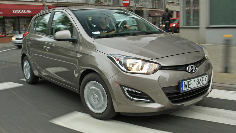 Nietypowy Okaz Dużo lepszy po zmianach - prezentacja modelu Hyundai i20 (Używane IY08