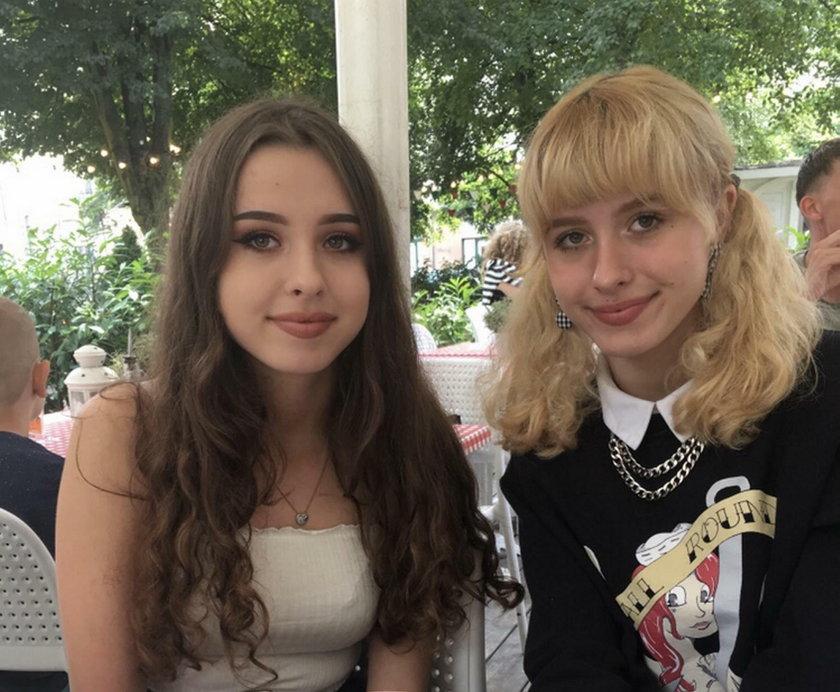 Córki Aleksandry Woźniak-Miszewskiej