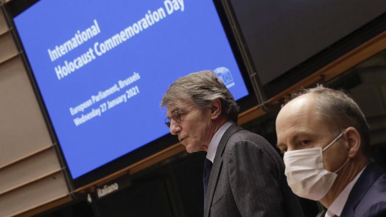 Międzynarodowy Dzień Pamięci o Ofiarach Holokaustu w PE