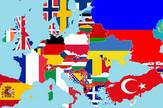 evropa mapa zastave02 foto Wikipedia