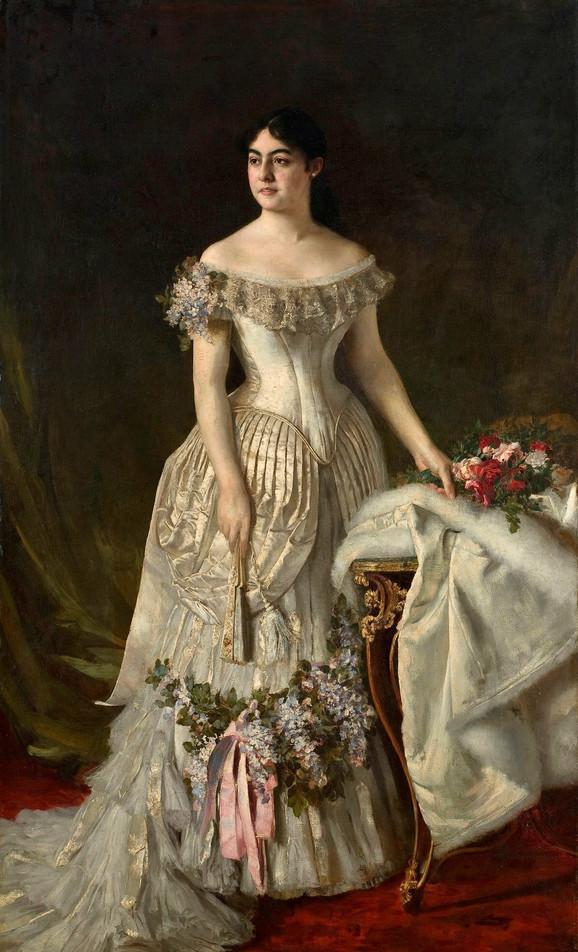 Kraljica Natalija Obrenović