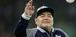 Diego Maradona trafiłdo szpitala. Słynny piłkarz pilnie musi przejść operację