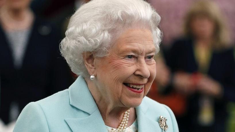 Królowa Elźbieta II