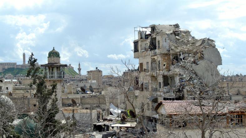 To syryjscy rebelianci użyli sarinu?
