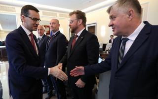 Minister rolnictwa Krzysztof Jurgiel złożył dziś rezygnację