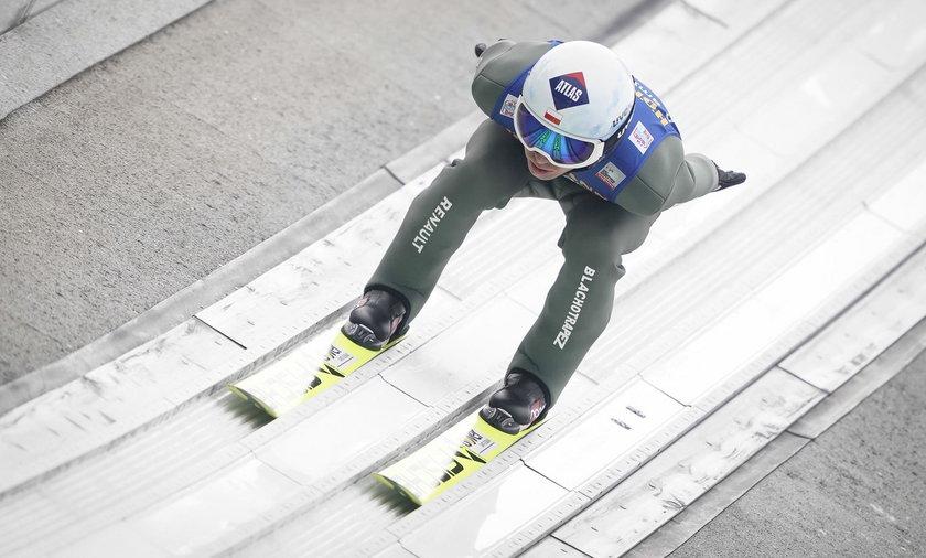 Kamil Stoch wygrał kwalifikacje w Bischofshofen