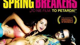 """Selena Gomez i Vanessa Hudgens na polskim plakacie """"Spring Breakers"""""""