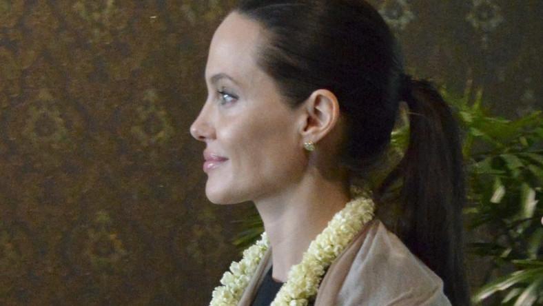 Aktorka, która jest ambasadorką dobrej woli z ramienia Wysokiego Komisarza Narodów Zjednoczonych, rozpoczęła wczoraj 6-dniową wizytę w Birmie...
