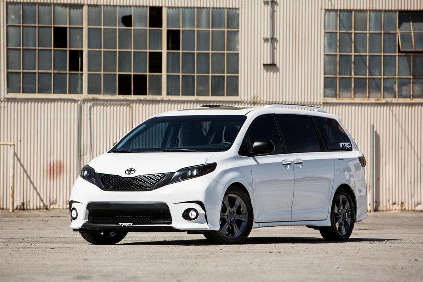 5. Toyota Sienna