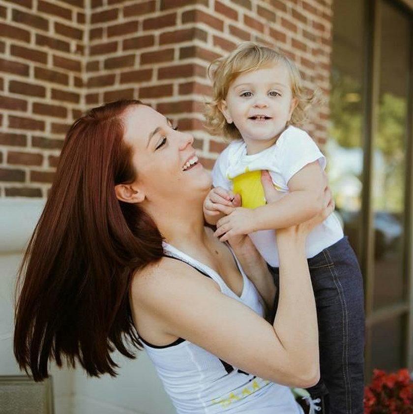 Lilly z mamą