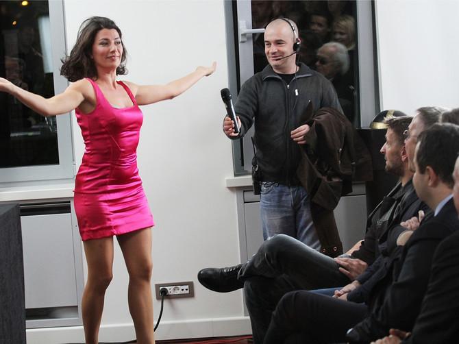 Milena Vasić je jedna od naših najlepših glumica: A da li ste znali da je njen kum OVAJ POZNATI GLUMAC?
