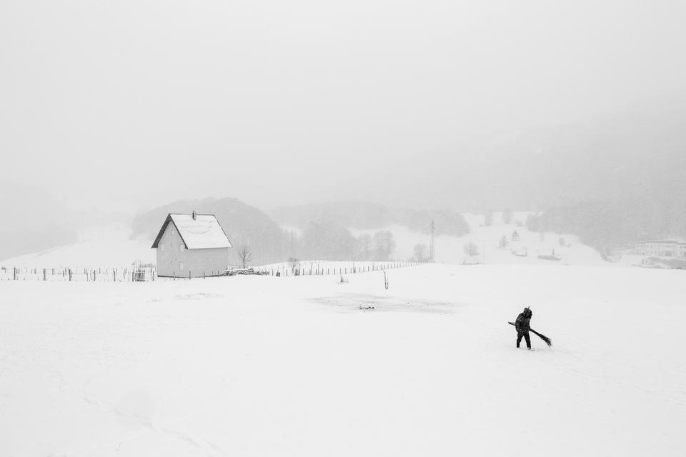 Krajobraz: I miejsce — Frederik Buyckx, Belgia