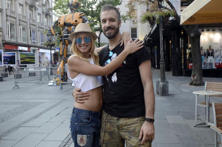 Milica Todorović i Miloš Paunović 03 RAS foto milan ilic
