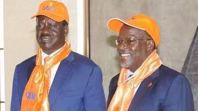 He has been by my side at my most difficult & painful moments - Raila mourns Magufuli