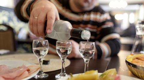 Napoje spirytusowe stanowią ok. 80 proc. nielegalnych alkoholi